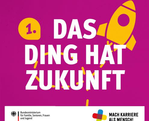 Das Ding hat Zukunft –Kampagne https://www.pflegeausbildung.net